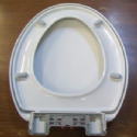 Celmac Tango Soft Close Wrap Over Toilet Seat - 02015573